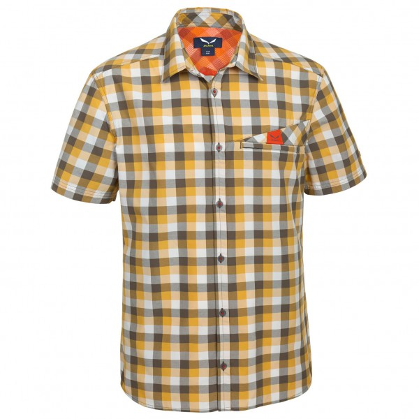 Salewa - Valparola Dry SS Shirt - Hemd