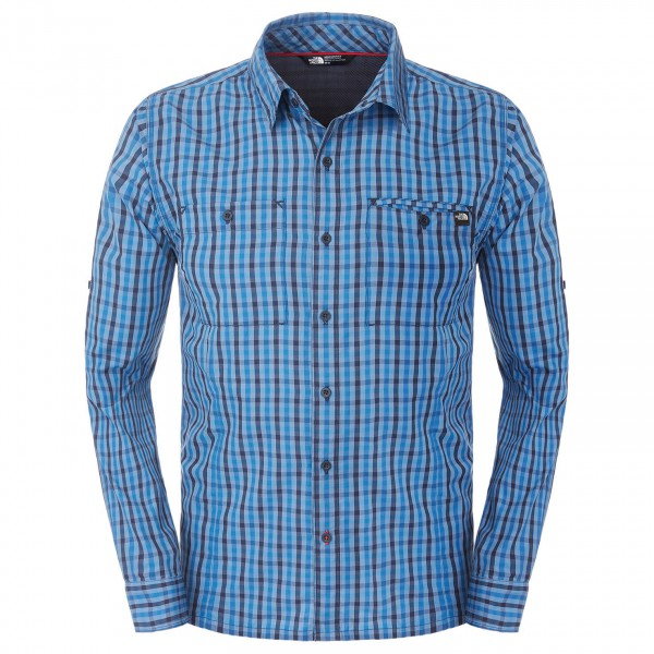 The North Face - LS Gilgit Shirt - Paita