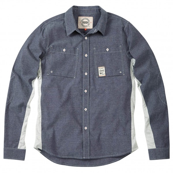 Moon Climbing - Chambray Shirt - Chemise