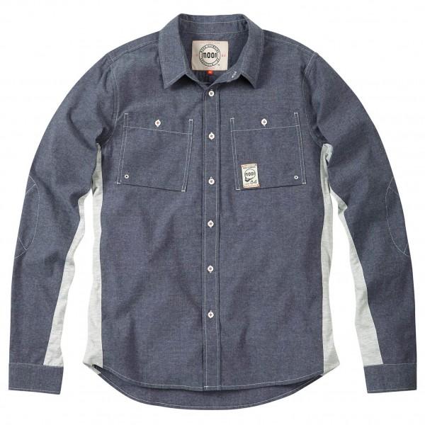 Moon Climbing - Chambray Shirt - Overhemd
