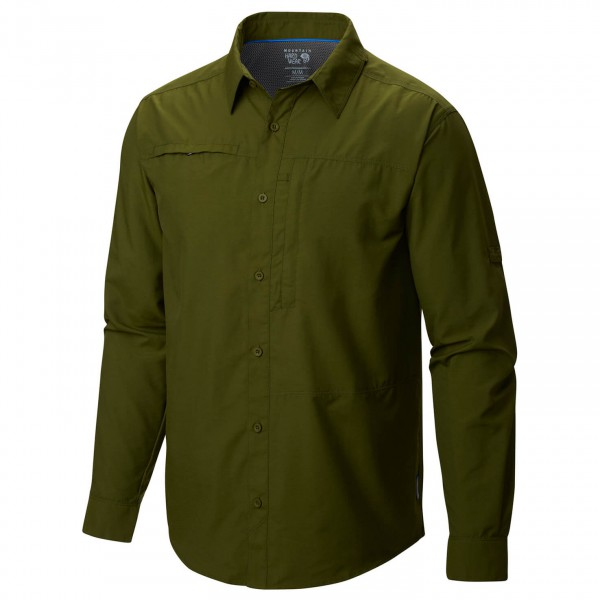 Mountain Hardwear - Canyon Long Sleeve Shirt - Paita