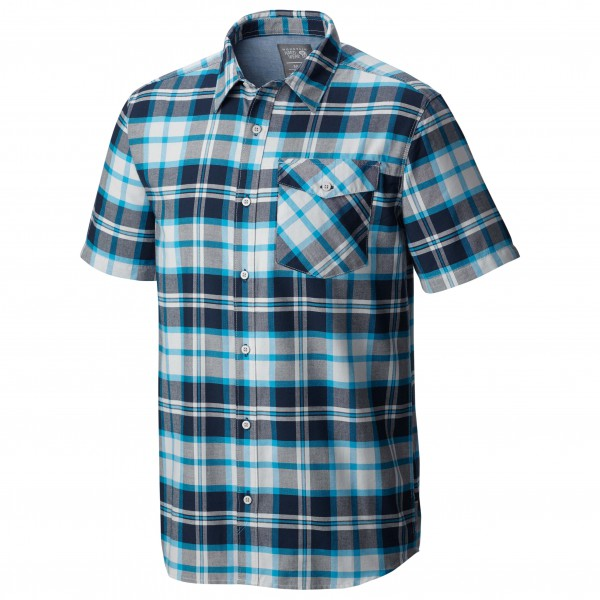 Mountain Hardwear - Drummond Short Sleeve Shirt - Overhemd