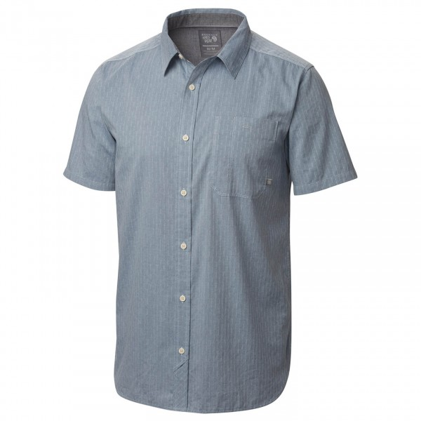 Mountain Hardwear - Cleaver Short Sleeve Shirt - Hemd
