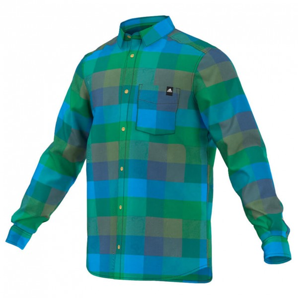 Adidas - ED Check Shirt LS - Chemise