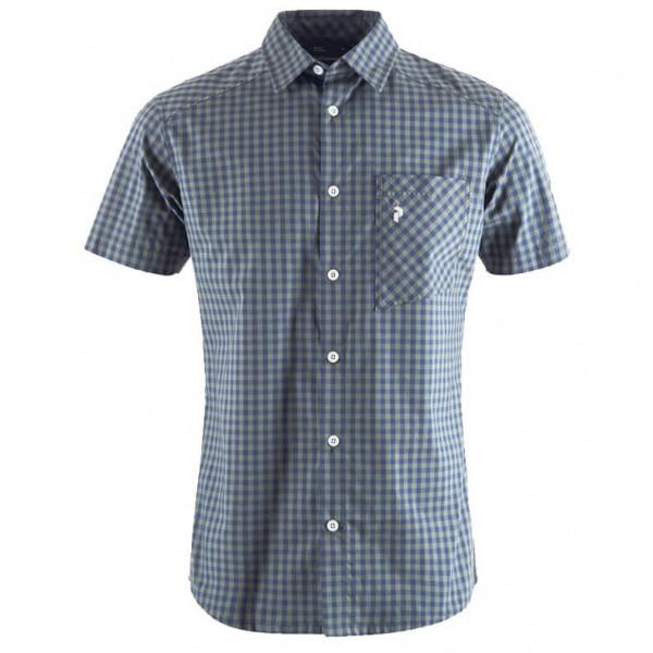 Peak Performance - Echo SS Shirt - Overhemd