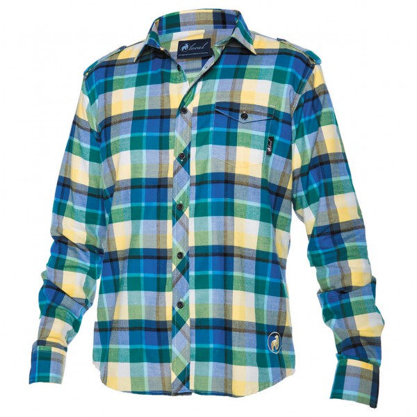 Local - Logger Flanell Shirt - Overhemd