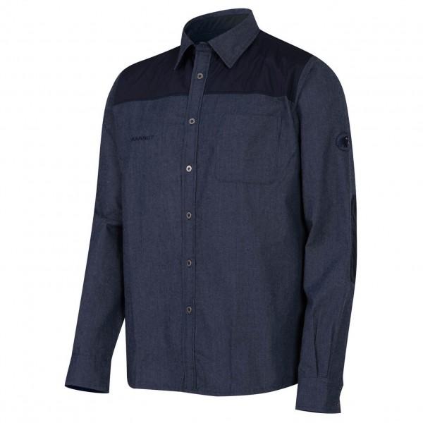 Mammut - Trovat Guide L/S Shirt - Hemd