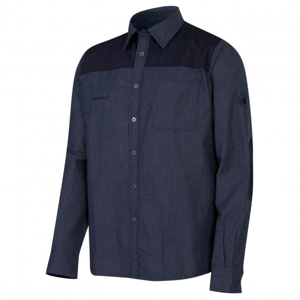 Mammut - Trovat Guide L/S Shirt - Overhemd