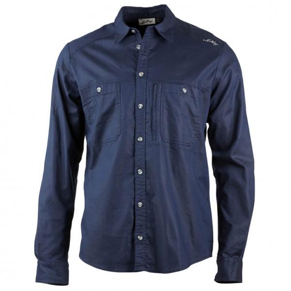 Lundhags - Jaksa Solid L/S Shirt - Hemd