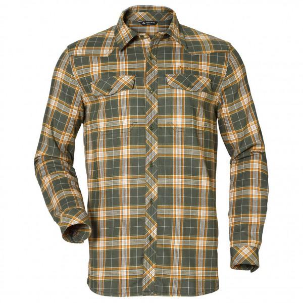 Vaude - Algund L/S Shirt - Overhemd