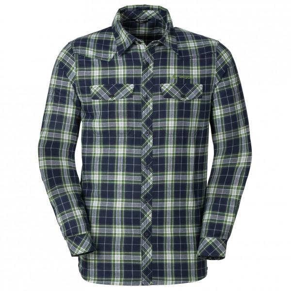 Vaude - Algund L/S Shirt - Hemd