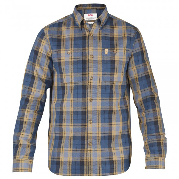 Fjällräven - Kiruna Heavy Twill Shirt L/S - Chemise