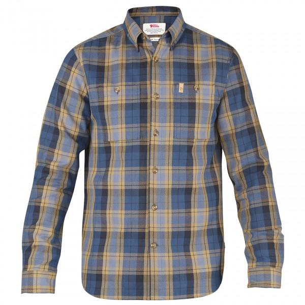 Fjällräven - Kiruna Heavy Twill Shirt L/S - Shirt