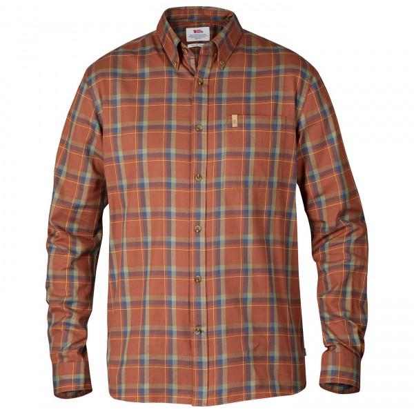 Fjällräven - Övik Flannel Shirt L/S - Paita