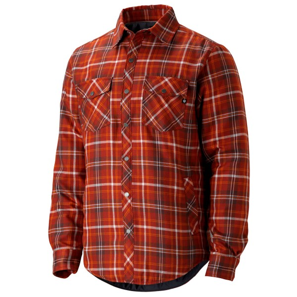 Marmot - Arches Insulated L/S - Shirt