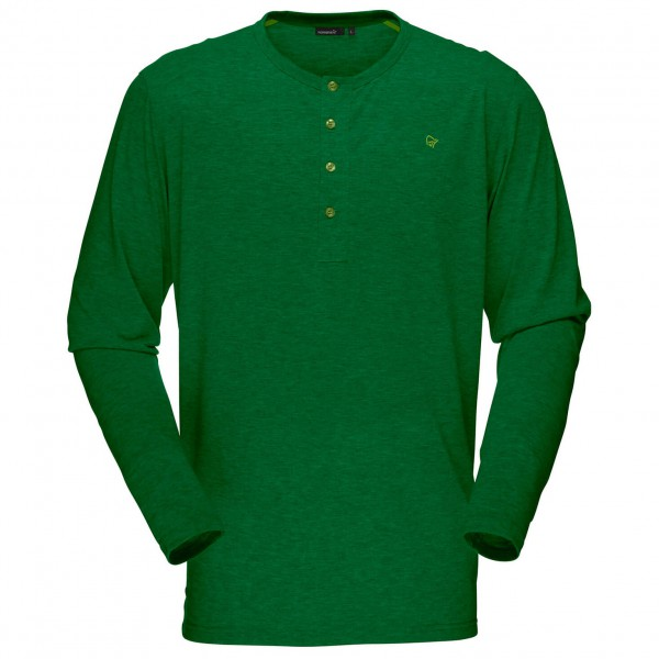 Norrøna - Falketind Long Sleeve Shirt - Manches longues