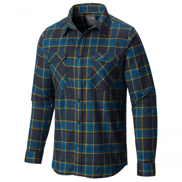 Mountain Hardwear - Stretchstone Flannel Long Sleeve Shirt