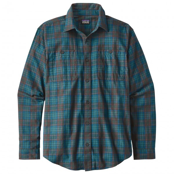 Patagonia - Pima L/S - Shirt