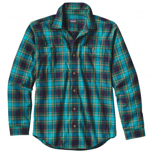 Patagonia - Pima L/S - Overhemd