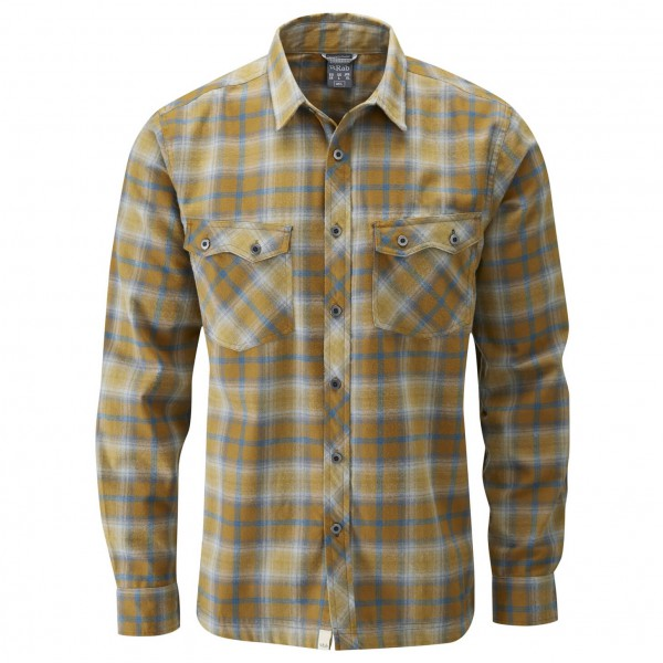 Rab - Cascade LS Shirt - Chemise