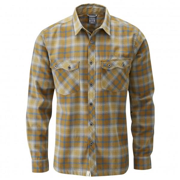RAB - Cascade LS Shirt - Paita