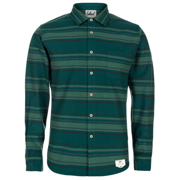 Bleed - Arctic Flannel Shirt - Paita