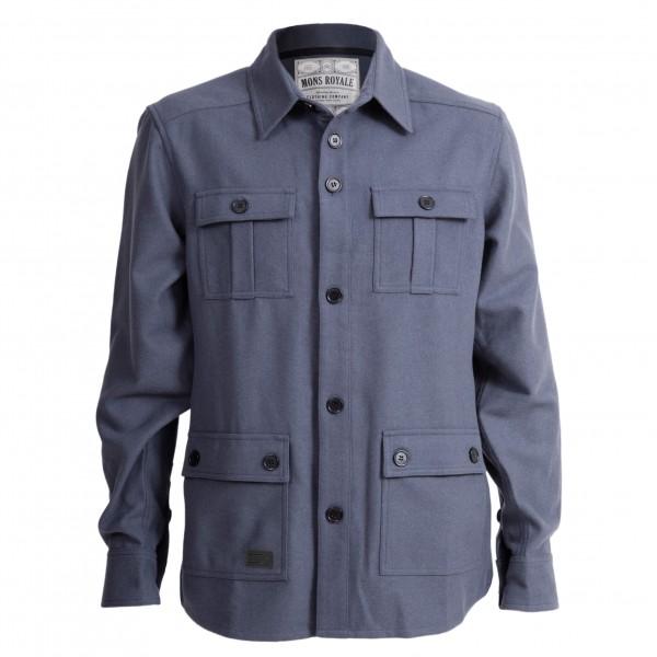 Mons Royale - Mountain Shirt - Chemise