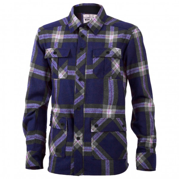 Mons Royale - Mountain Shirt - Paita
