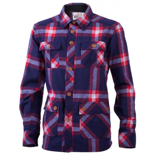 Mons Royale - Mountain Shirt - Overhemd