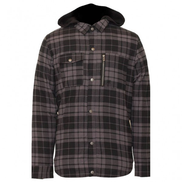 Armada - Reading Flannel Hoody - Casual jacket