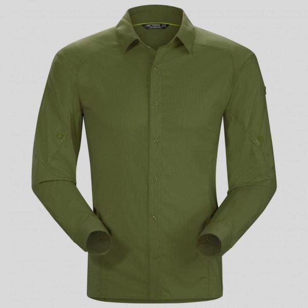 Arc'teryx - Elaho L/S Shirt - Chemise