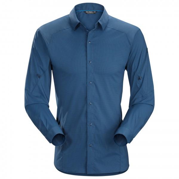 Arc'teryx - Elaho L/S Shirt - Skjorte