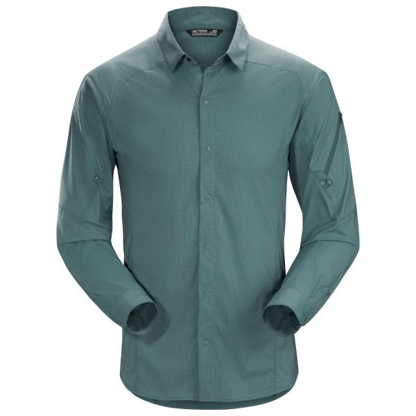 Arc'teryx - Elaho L/S Shirt - Skjorta