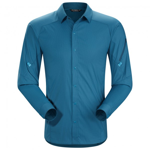 Arc'teryx - Elaho L/S Shirt - Hemd