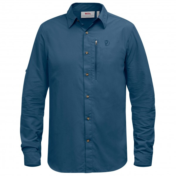 Fjällräven - Abisko Hike Shirt L/S - Paita