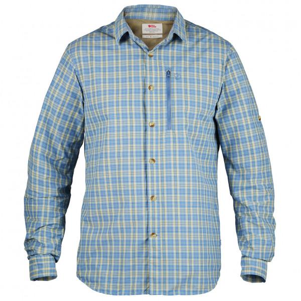 Fjällräven - Abisko Hike Shirt L/S - Chemise
