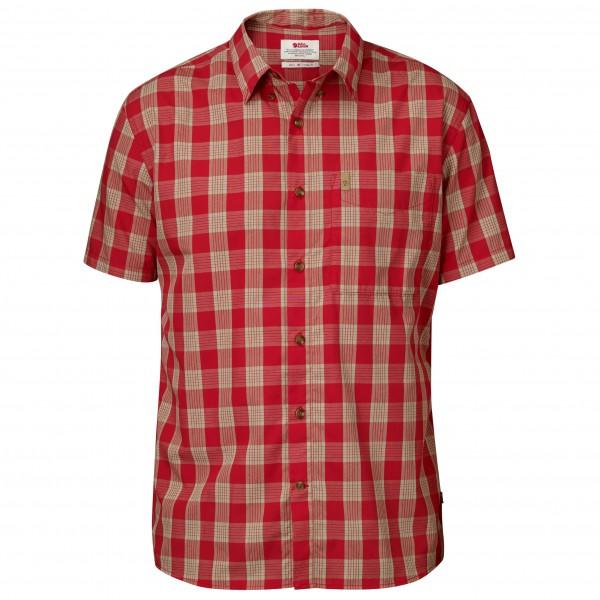 Fjällräven - Övik Button Down Shirt S/S - Paita