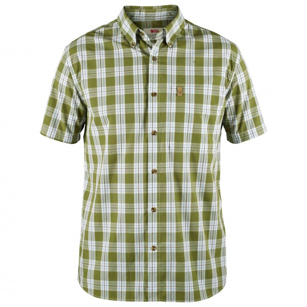 Fjällräven - Övik Button Down Shirt S/S - Paita