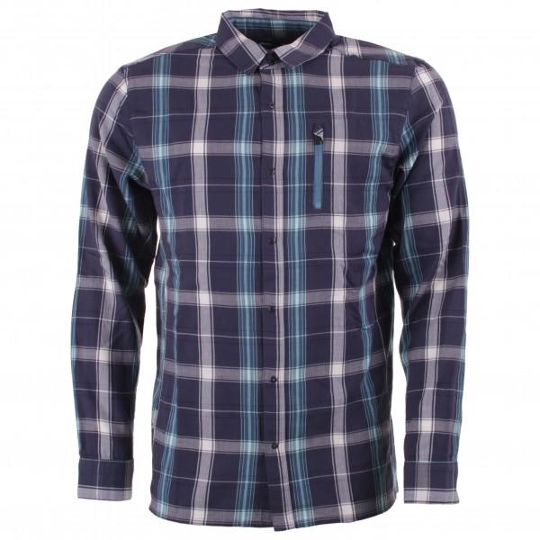 Icebreaker - Compass Ii L/S Shirt Plaid - Overhemd