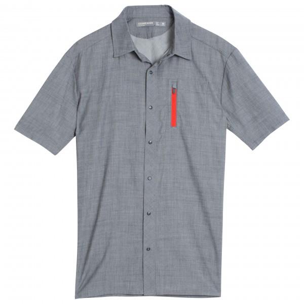 Icebreaker - Compass II S/S Shirt - Overhemd