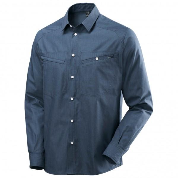 Haglöfs - Saba III L/S Shirt Denim - Hemd