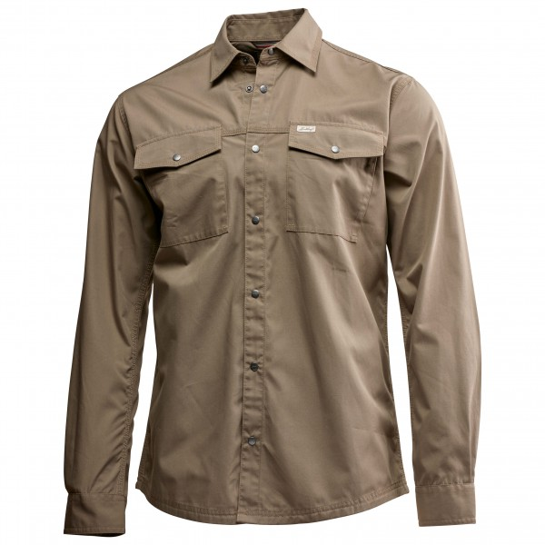 Lundhags - Bjur L/S Shirt Regular - Chemise