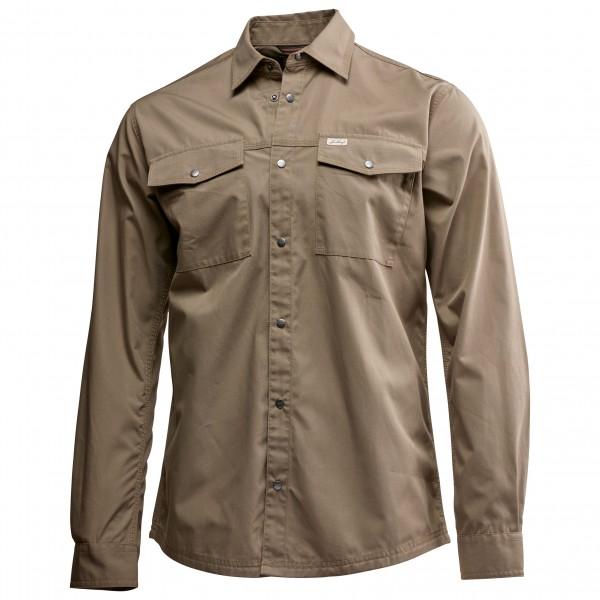 Lundhags - Bjur L/S Shirt Regular - Skjorte