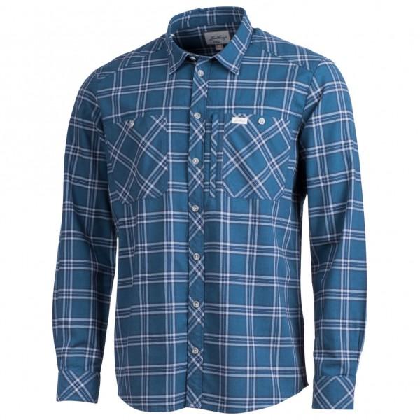 Lundhags - Jaksa L/S Shirt Regular - Overhemd