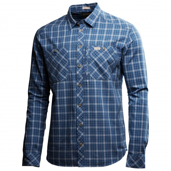 Lundhags - Jaksa L/S Shirt Regular - Shirt