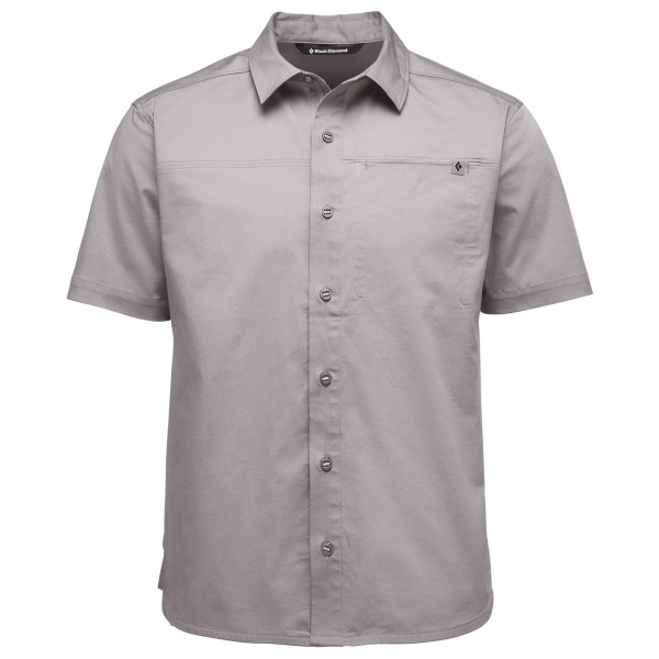 Black Diamond - S/S Stretch Operator Shirt - Hemd