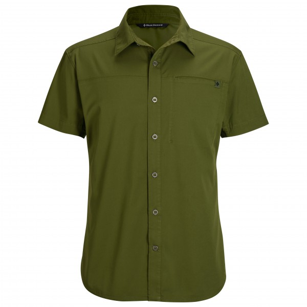 Black Diamond - S/S Stretch Operator Shirt - Overhemd