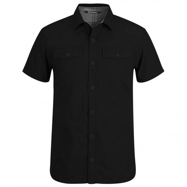 Black Diamond - S/S Technician Shirt - Overhemd
