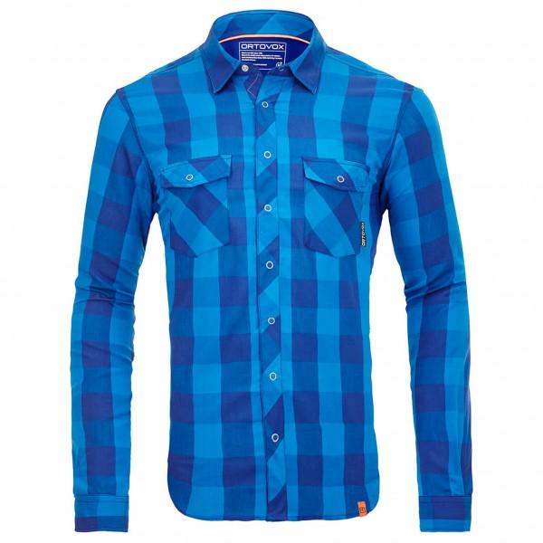 Ortovox - L/S Stretch Back Shirt - Chemise