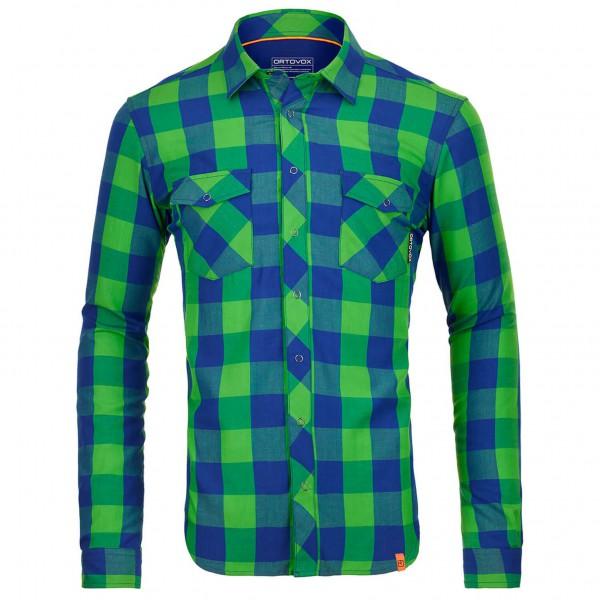 Ortovox - L/S Stretch Back Shirt - Hemd